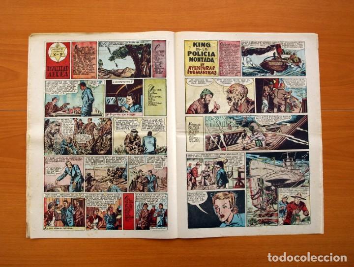 Tebeos: Leyendas Infantiles, nº 129 - Editorial Hispano Americana 1944 - Tamaño 37x27 - Foto 4 - 97856203