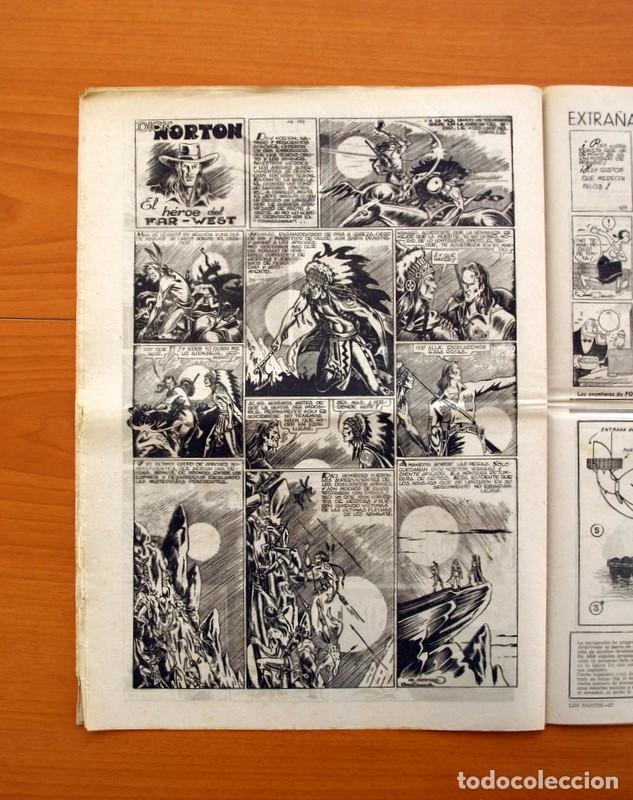Tebeos: Leyendas Infantiles, nº 129 - Editorial Hispano Americana 1944 - Tamaño 37x27 - Foto 5 - 97856203
