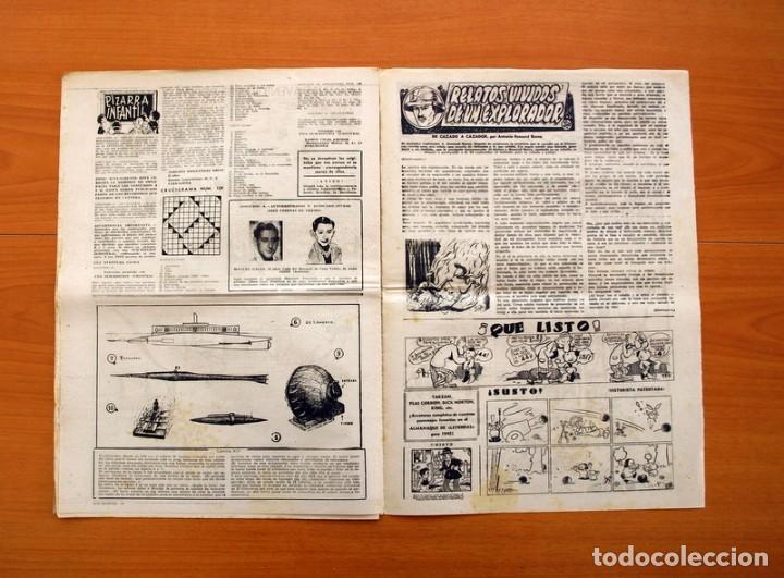 Tebeos: Leyendas Infantiles, nº 129 - Editorial Hispano Americana 1944 - Tamaño 37x27 - Foto 6 - 97856203