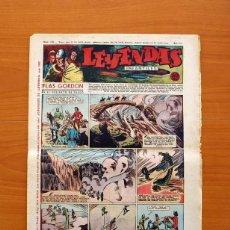 Tebeos: LEYENDAS INFANTILES, Nº 130 - EDITORIAL HISPANO AMERICANA 1944 - TAMAÑO 37X27. Lote 97856387