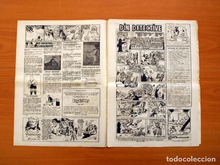 Tebeos: Leyendas Infantiles, nº 130 - Editorial Hispano Americana 1944 - Tamaño 37x27 - Foto 2 - 97856387