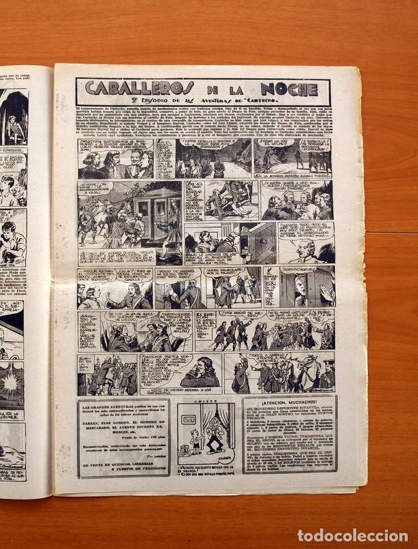 Tebeos: Leyendas Infantiles, nº 130 - Editorial Hispano Americana 1944 - Tamaño 37x27 - Foto 3 - 97856387