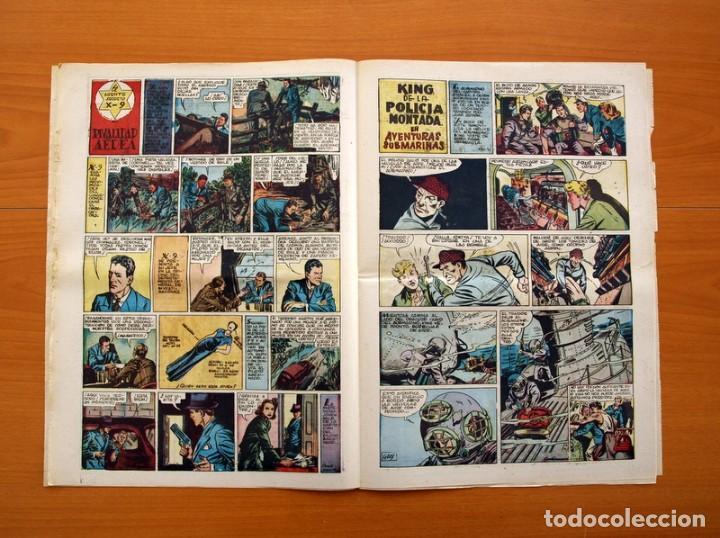 Tebeos: Leyendas Infantiles, nº 130 - Editorial Hispano Americana 1944 - Tamaño 37x27 - Foto 4 - 97856387