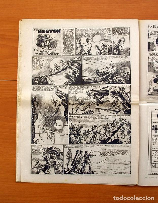 Tebeos: Leyendas Infantiles, nº 130 - Editorial Hispano Americana 1944 - Tamaño 37x27 - Foto 5 - 97856387