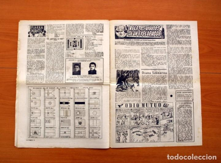 Tebeos: Leyendas Infantiles, nº 130 - Editorial Hispano Americana 1944 - Tamaño 37x27 - Foto 6 - 97856387