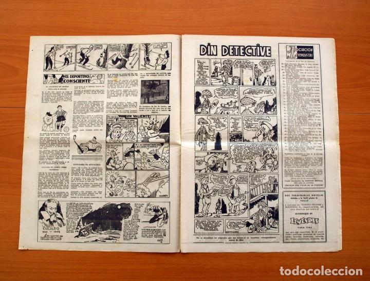 Tebeos: Leyendas Infantiles, nº 132 - Editorial Hispano Americana 1944 - Tamaño 37x27 - Foto 2 - 97856539