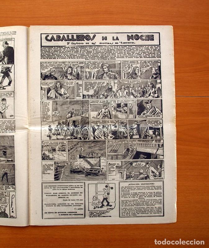 Tebeos: Leyendas Infantiles, nº 132 - Editorial Hispano Americana 1944 - Tamaño 37x27 - Foto 3 - 97856539