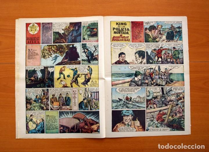Tebeos: Leyendas Infantiles, nº 132 - Editorial Hispano Americana 1944 - Tamaño 37x27 - Foto 4 - 97856539