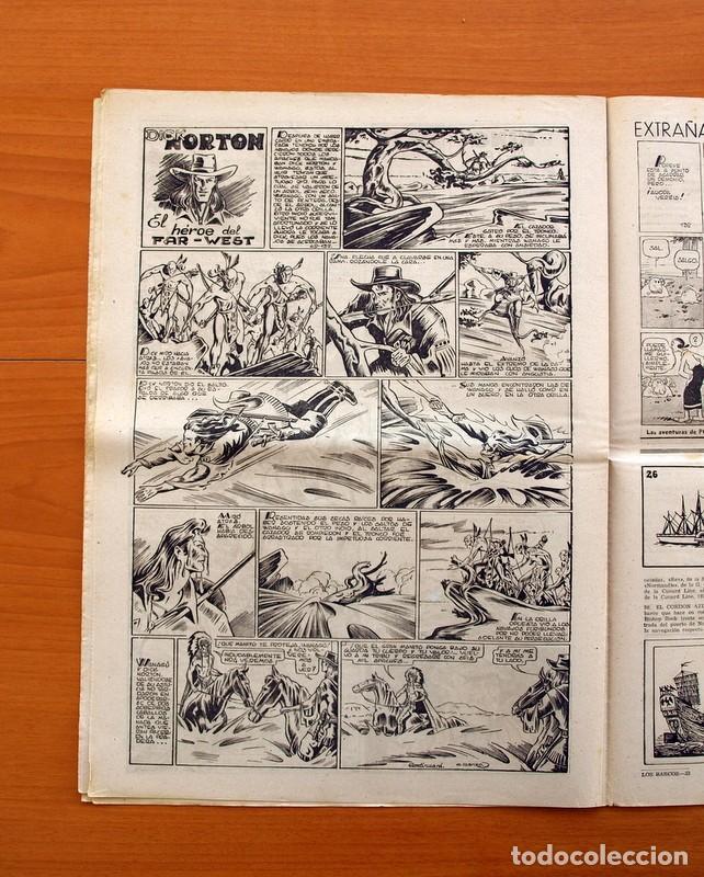 Tebeos: Leyendas Infantiles, nº 132 - Editorial Hispano Americana 1944 - Tamaño 37x27 - Foto 5 - 97856539