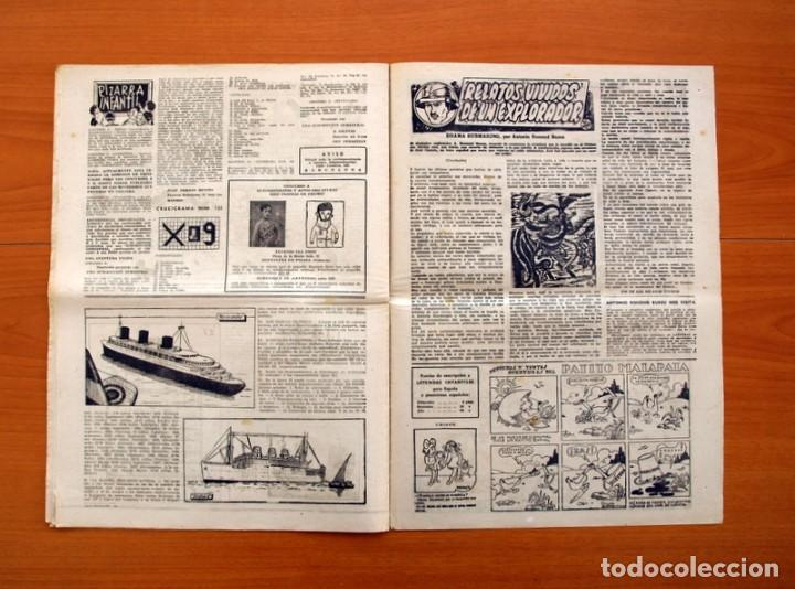 Tebeos: Leyendas Infantiles, nº 132 - Editorial Hispano Americana 1944 - Tamaño 37x27 - Foto 6 - 97856539