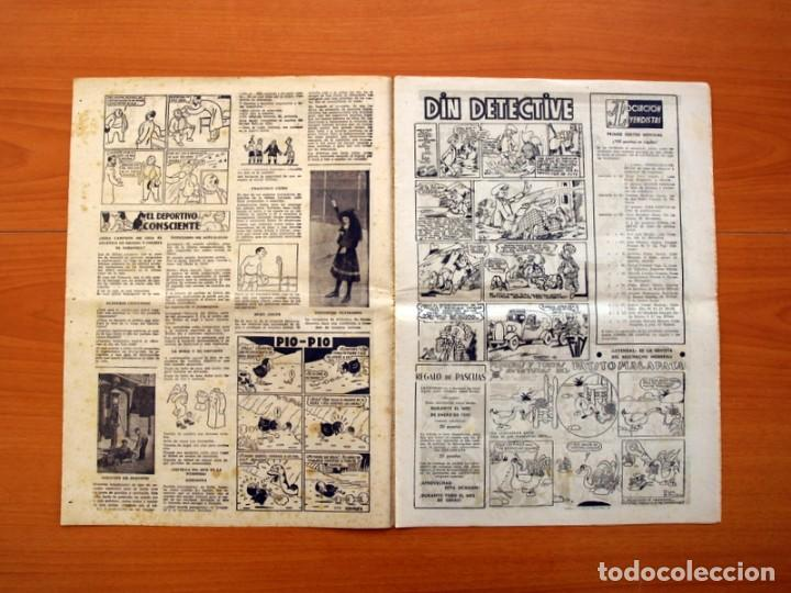 Tebeos: Leyendas Infantiles, nº 134 - Editorial Hispano Americana 1944 - Tamaño 37x27 - Foto 2 - 97856983