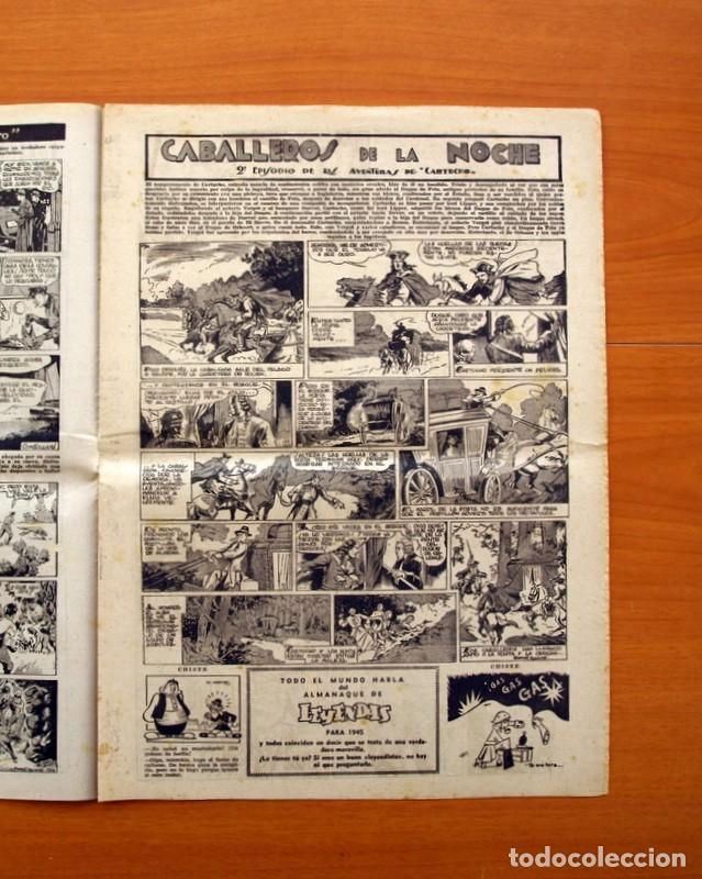 Tebeos: Leyendas Infantiles, nº 134 - Editorial Hispano Americana 1944 - Tamaño 37x27 - Foto 3 - 97856983