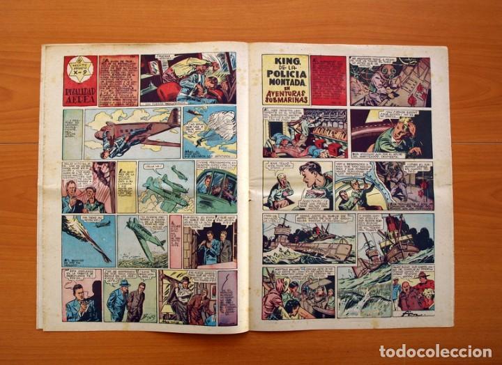 Tebeos: Leyendas Infantiles, nº 134 - Editorial Hispano Americana 1944 - Tamaño 37x27 - Foto 4 - 97856983