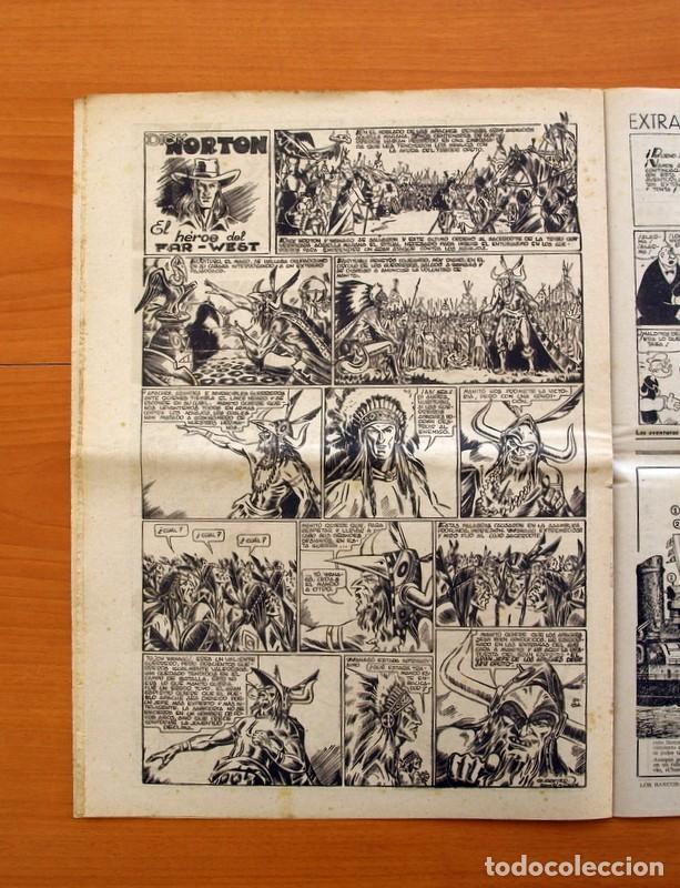 Tebeos: Leyendas Infantiles, nº 134 - Editorial Hispano Americana 1944 - Tamaño 37x27 - Foto 5 - 97856983