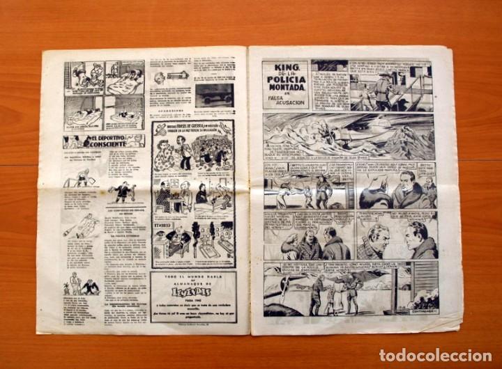 Tebeos: Leyendas Infantiles, nº 135 - Editorial Hispano Americana 1944 - Tamaño 37x27 - Foto 2 - 97857043