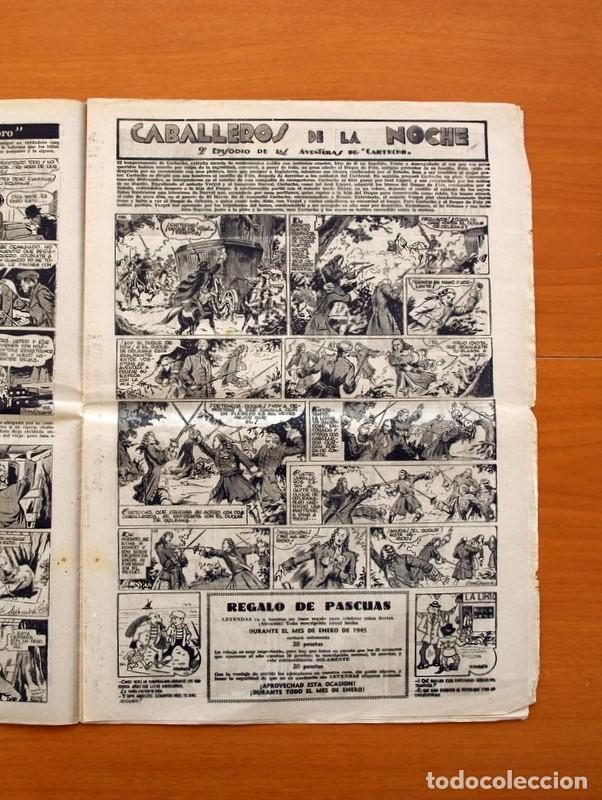 Tebeos: Leyendas Infantiles, nº 135 - Editorial Hispano Americana 1944 - Tamaño 37x27 - Foto 3 - 97857043