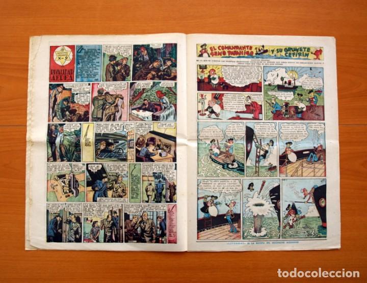 Tebeos: Leyendas Infantiles, nº 135 - Editorial Hispano Americana 1944 - Tamaño 37x27 - Foto 4 - 97857043