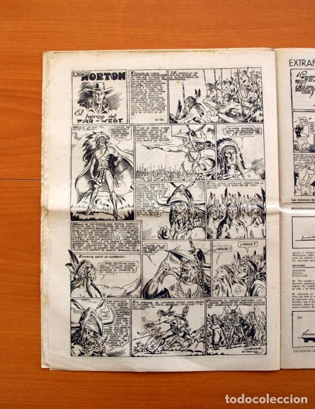 Tebeos: Leyendas Infantiles, nº 135 - Editorial Hispano Americana 1944 - Tamaño 37x27 - Foto 5 - 97857043