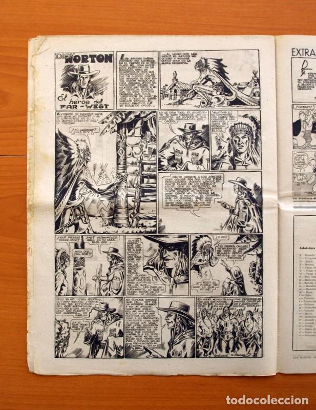 Tebeos: Leyendas, nº 136 - Editorial Hispano Americana 1944 - Tamaño 37x27 - Foto 5 - 97857423