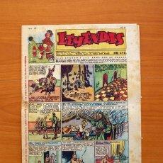Tebeos: LEYENDAS, Nº 137 - EDITORIAL HISPANO AMERICANA 1944 - TAMAÑO 37X27. Lote 97857523