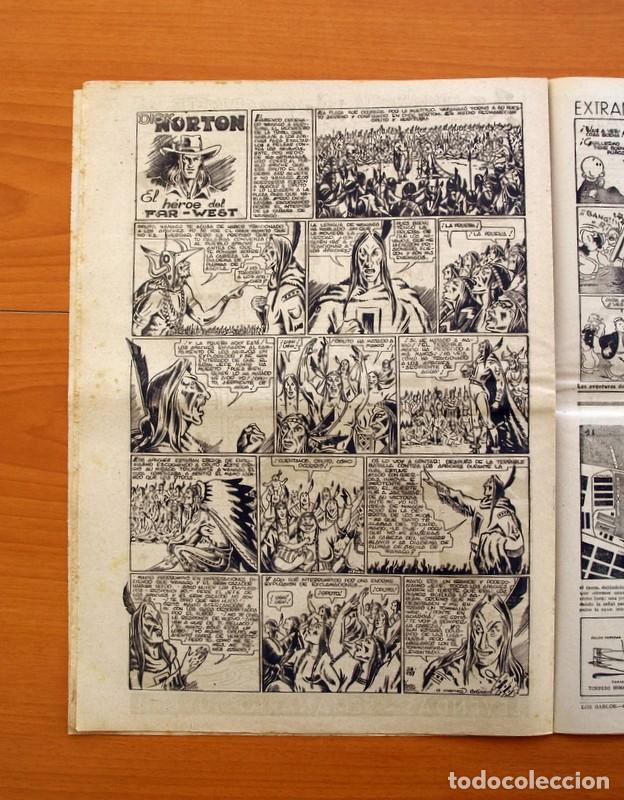 Tebeos: Leyendas, nº 137 - Editorial Hispano Americana 1944 - Tamaño 37x27 - Foto 5 - 97857523