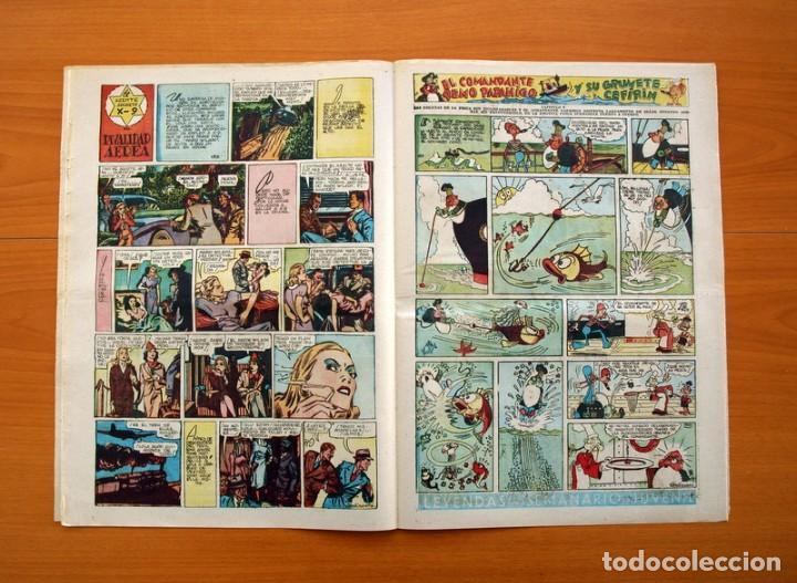 Tebeos: Leyendas, nº 139 - Editorial Hispano Americana 1944 - Tamaño 37x27 - Foto 4 - 97857751