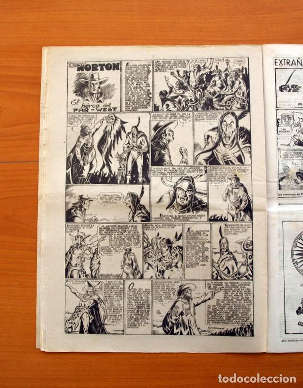Tebeos: Leyendas, nº 139 - Editorial Hispano Americana 1944 - Tamaño 37x27 - Foto 5 - 97857751