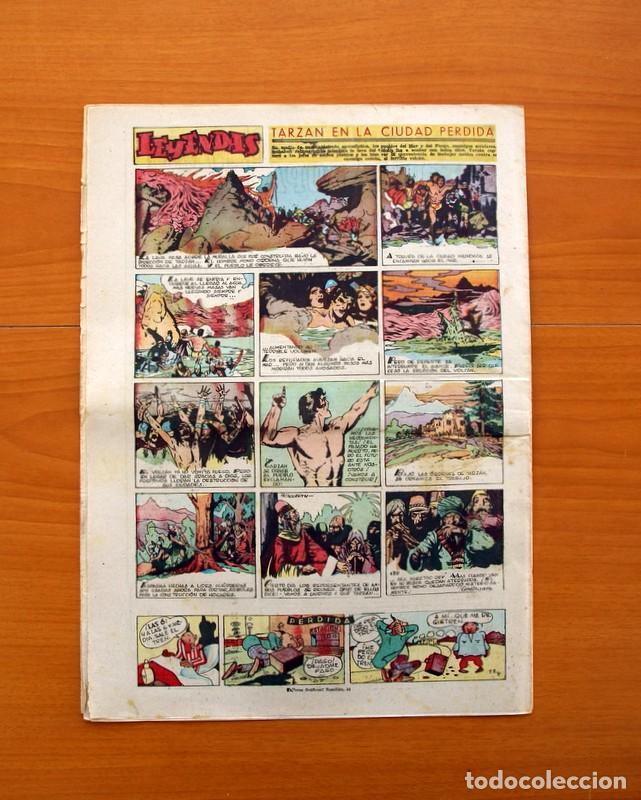 Tebeos: Leyendas, nº 139 - Editorial Hispano Americana 1944 - Tamaño 37x27 - Foto 7 - 97857751