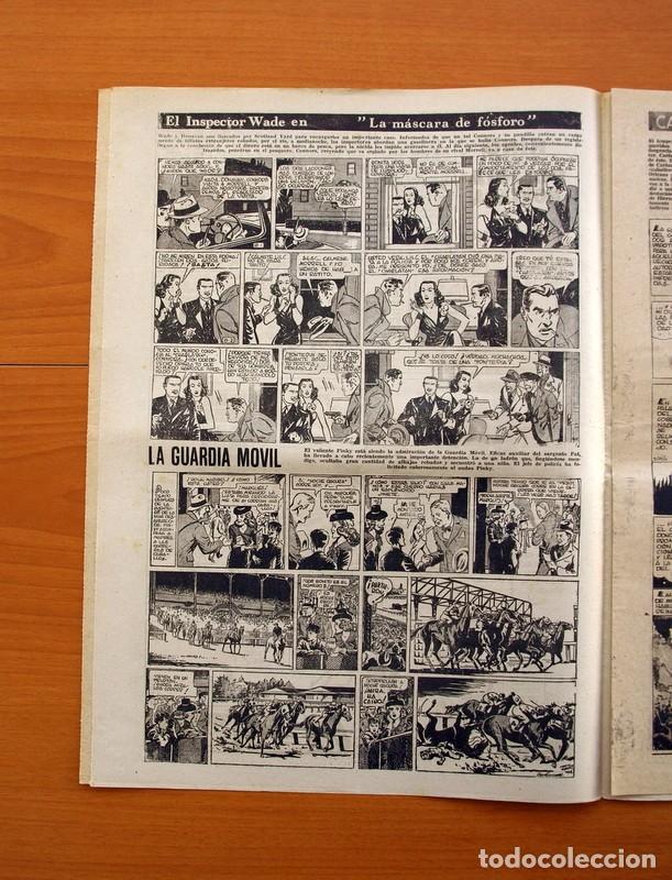 Tebeos: Leyendas, nº 141 - Editorial Hispano Americana 1944 - Tamaño 37x27 - Foto 3 - 97858087