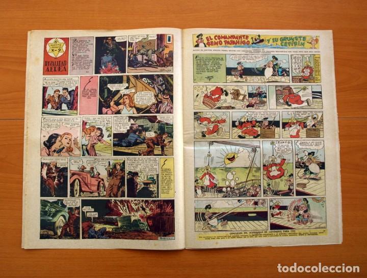 Tebeos: Leyendas, nº 141 - Editorial Hispano Americana 1944 - Tamaño 37x27 - Foto 4 - 97858087