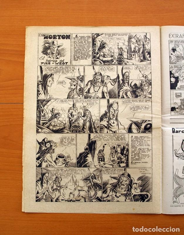 Tebeos: Leyendas, nº 141 - Editorial Hispano Americana 1944 - Tamaño 37x27 - Foto 5 - 97858087