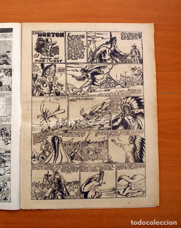 Tebeos: Leyendas, nº 143 - Editorial Hispano Americana 1944 - Tamaño 37x27 - Foto 3 - 97858311