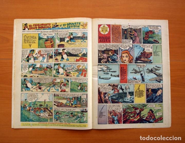 Tebeos: Leyendas, nº 143 - Editorial Hispano Americana 1944 - Tamaño 37x27 - Foto 4 - 97858311