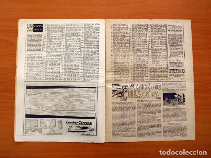 Tebeos: Leyendas, nº 143 - Editorial Hispano Americana 1944 - Tamaño 37x27 - Foto 6 - 97858311