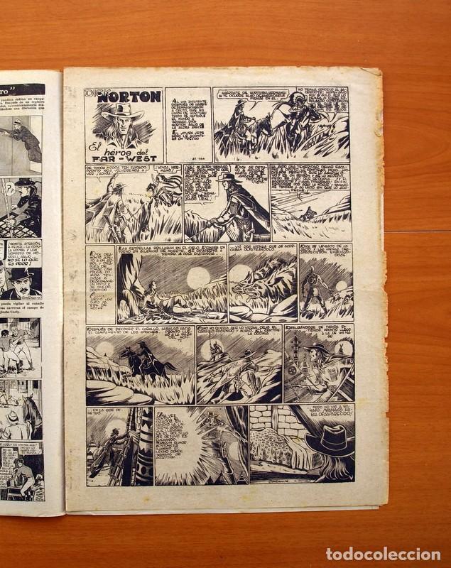 Tebeos: Leyendas, nº 144 - Editorial Hispano Americana 1944 - Tamaño 37x27 - Foto 3 - 97858435