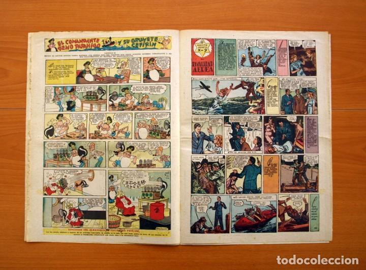Tebeos: Leyendas, nº 144 - Editorial Hispano Americana 1944 - Tamaño 37x27 - Foto 4 - 97858435
