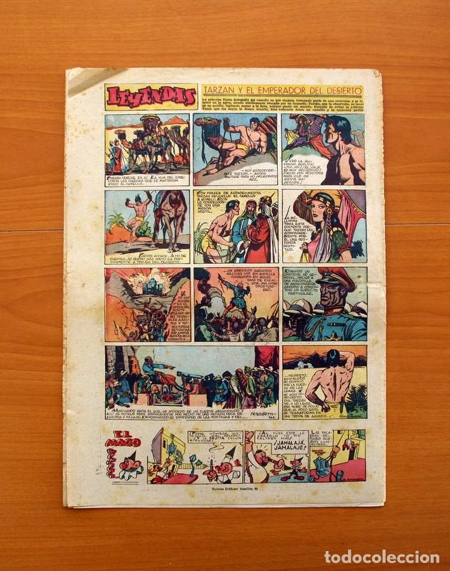 Tebeos: Leyendas, nº 144 - Editorial Hispano Americana 1944 - Tamaño 37x27 - Foto 7 - 97858435