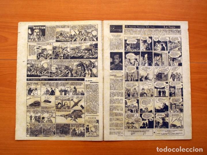 Tebeos: Leyendas, Semanario Juvenil nº 174 - Editorial Hispano Americana 1944 - Tamaño 37x27 - Foto 2 - 97860547