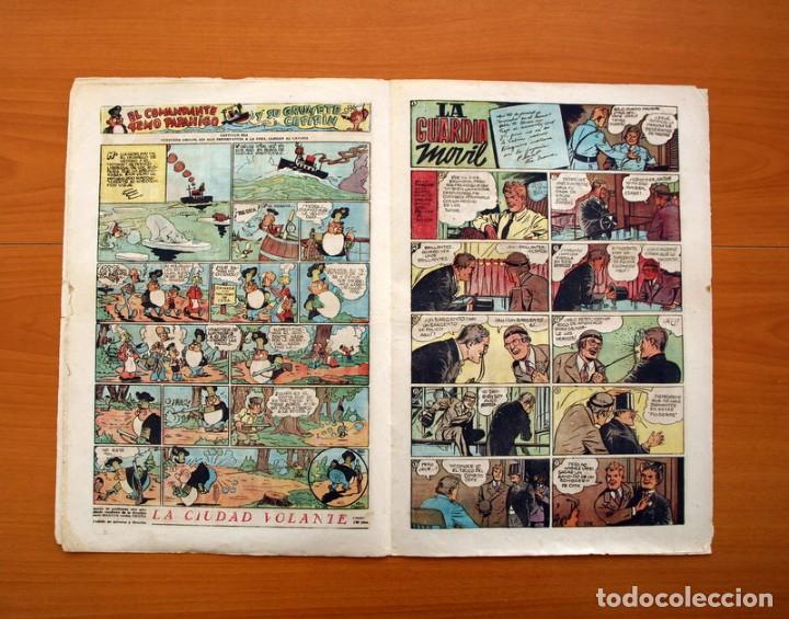 Tebeos: Leyendas, Semanario Juvenil nº 176 - Editorial Hispano Americana 1944 - Tamaño 37x27 - Foto 3 - 97860715