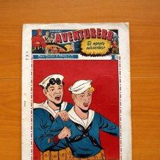 Tebeos: AVENTURERO 2ª ÉPOCA O SERIE, Nº 3 - EDITORIAL HISPANO AMERICANA 1945 - TAMAÑO 38X27. Lote 97908487