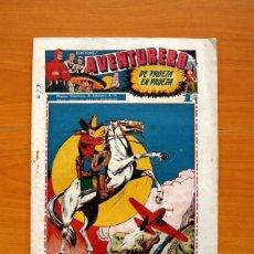 Tebeos: AVENTURERO 2ª ÉPOCA O SERIE, Nº 4 - EDITORIAL HISPANO AMERICANA 1945 - TAMAÑO 38X27. Lote 97908571