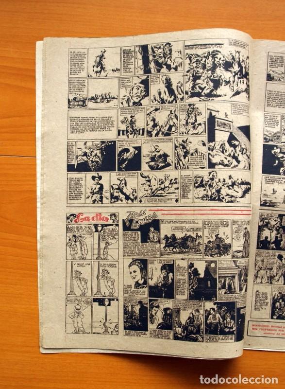 Tebeos: Aventurero 2ª época o serie, nº 8 - Editorial Hispano Americana 1945 - Tamaño 38x27 - Foto 4 - 97908907