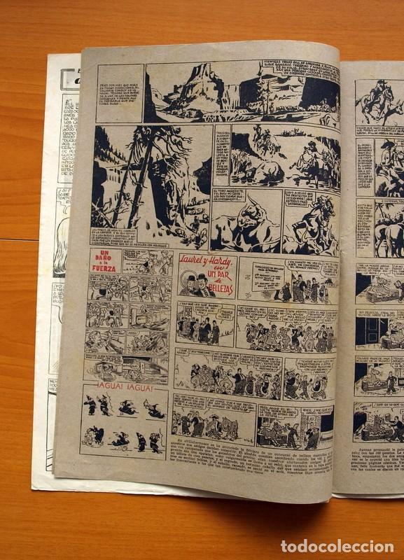 Tebeos: Aventurero 2ª época o serie, nº 13 - Editorial Hispano Americana 1945 - Tamaño 38x27 - Foto 4 - 97909675