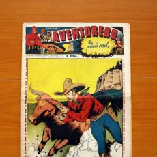 Tebeos: AVENTURERO 2ª ÉPOCA O SERIE, Nº 13 - EDITORIAL HISPANO AMERICANA 1945 - TAMAÑO 38X27. Lote 97909787