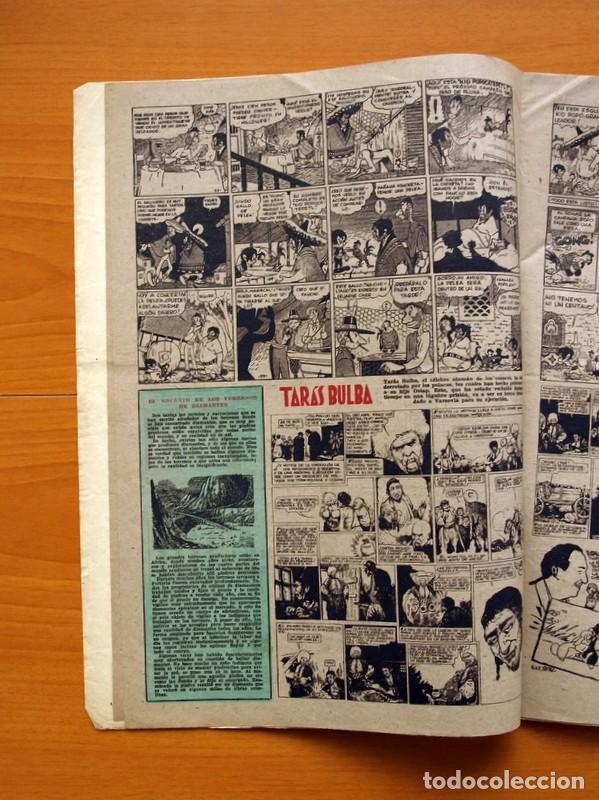 Tebeos: Aventurero 2ª época o serie, nº 16 - Editorial Hispano Americana 1945 - Tamaño 38x27 - Foto 4 - 97909923
