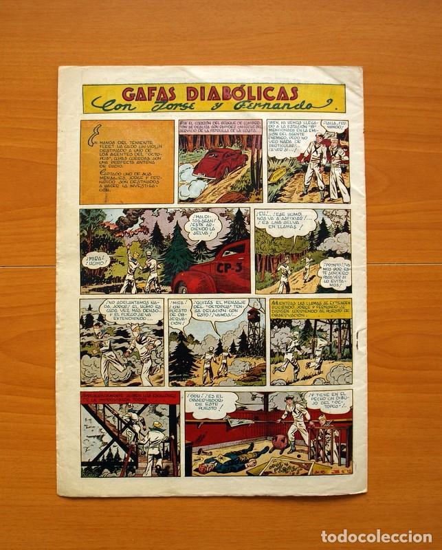 Tebeos: Aventurero 2ª época o serie, nº 16 - Editorial Hispano Americana 1945 - Tamaño 38x27 - Foto 7 - 97909923
