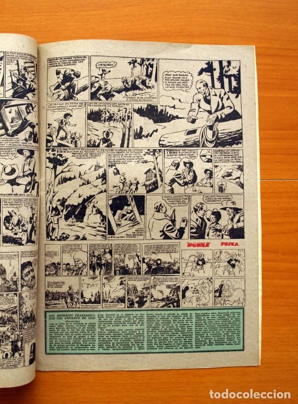 Tebeos: Aventurero 2ª época o serie, nº 19 - Editorial Hispano Americana 1945 - Tamaño 35x25 - Foto 4 - 97910731