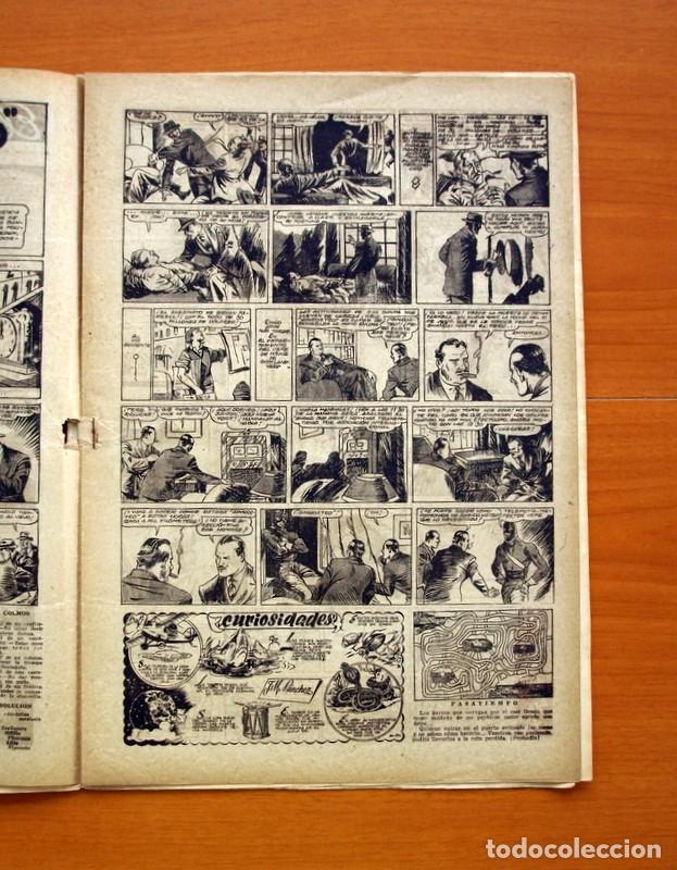 Tebeos: Aventurero 2ª época o serie, nº 20 - Editorial Hispano Americana 1945 - Tamaño 35x25 - Foto 3 - 97910823