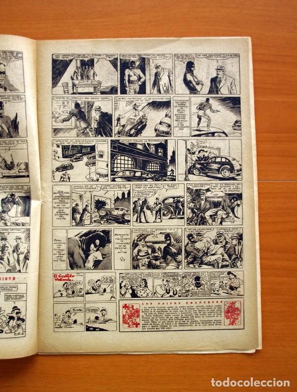 Tebeos: Aventurero 2ª época o serie, nº 20 - Editorial Hispano Americana 1945 - Tamaño 35x25 - Foto 4 - 97910823
