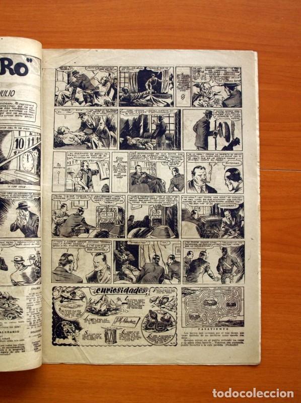 Tebeos: Aventurero 2ª época o serie, nº 20 - Editorial Hispano Americana 1945 - Tamaño 35x25 - Foto 3 - 97910911